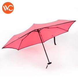 VVC 防晒伞2018新款防紫外线户外小遮阳伞折叠太阳伞口袋伞