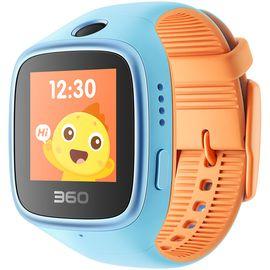 360 儿童电话手表 6S W701 全网通4G版 电信版 移动联通 防水防丢GPS定位 智能拍照  触屏 6S 蓝/粉