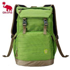 爱华仕 (OIWAS)时尚休闲户外旅游旅行背包 学生书包 双肩包 男韩版潮包4150