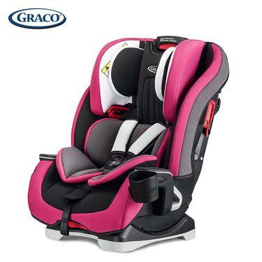GRACO/葛莱 基石8AE99PRPN儿童汽车安全座椅婴儿宝宝车载坐椅正反双向安装可坐卧躺