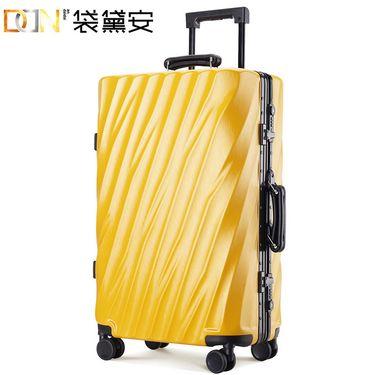 ZD/袋黛安 袋黛安 行李箱铝框拉杆箱万向轮20/24/26寸登机皮箱托运密码旅行箱