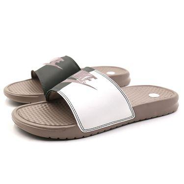 耐克 NIKE夏季新款男子女子运动户外沙滩休闲防滑拖鞋343880-201