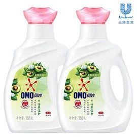 奥妙 【自然工坊】牛油果温和洗衣露 950g *2瓶装