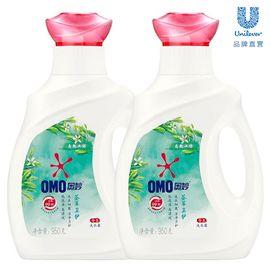 奥妙 【自然工坊】茶萃卫护洗衣露950g*2瓶装