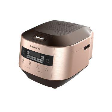 长虹 (CHANGHONG) 电饭煲4L容量8层内胆IH电磁电饭煲IMD触摸操作 黑+金CFB-IH40G01