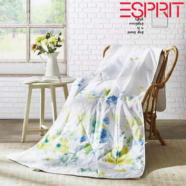 ESPRIT 寇丝佳水洗印花夏被TGTO79A 150*200cm夏季空调被 轻薄舒适被