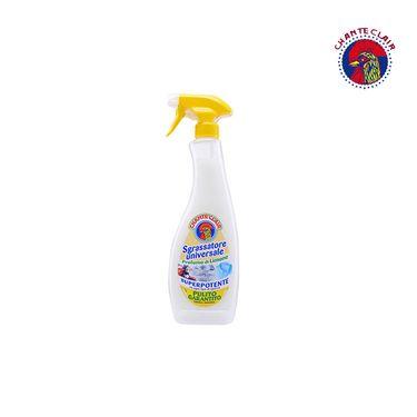 CHANTE CLAIR/大公鸡管家  油污去除小能手 多能油污净清洁剂 柠檬香型 625ML