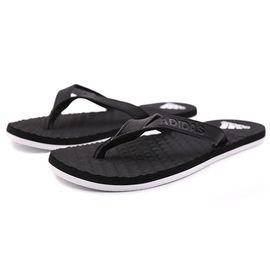 阿迪达斯 Adidas EEZAY FLIP FLOP 夏季男款舒适透气休闲鞋夹趾人字拖鞋 BB0507