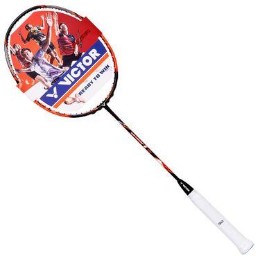 VICTOR/威克多 威克多(Victor)羽毛球拍碳纤维胜利羽拍已拉线 单拍
