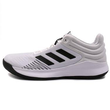 阿迪达斯 Adidas男鞋夏秋新款运动场上透气舒适耐磨缓震防滑篮球鞋AP9838