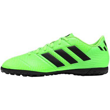 阿迪达斯 男足球鞋 NEMEZIZ梅西TF运动鞋AQ0623太阳能绿