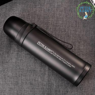 比得兔 /PETER RABBIT(英国)户外运动便携经典子弹头真空保温杯500ML PR-T586
