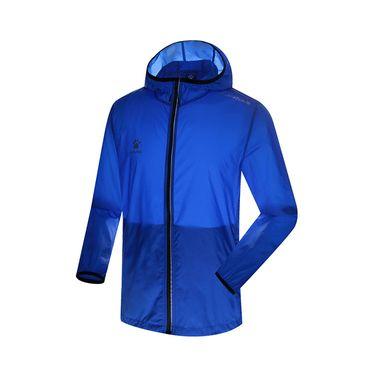 卡尔美 KELME2018夏季速干皮肤衣跑步运动登山防晒外套3871201