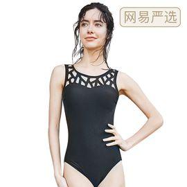 网易严选 女式经典连体泳衣