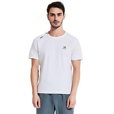 HOTSUIT 美国后秀短袖男2018夏季新款运动T恤圆领速干透气修身运动上衣5702009