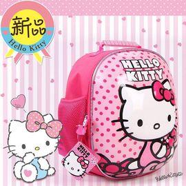 HELLO KITTY 凯蒂猫幼儿园书包儿童双肩背包小女孩3-5-6岁小书包幼童包包