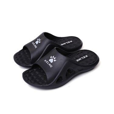 卡尔美 KELME运动拖鞋男女儿童夏天室内居家浴室休闲凉鞋防滑软底6871200