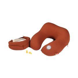 GiGi 吉吉 太空记忆棉旅行三件套G-1333(眼罩+耳塞+U形枕)