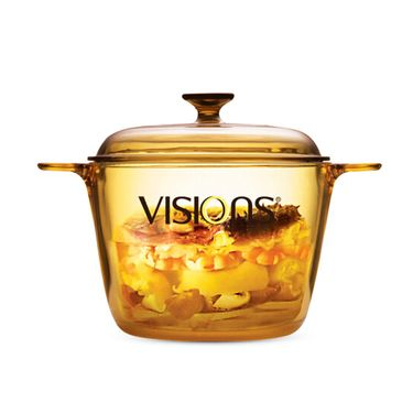 康宁 Visions晶彩透明锅VS-35