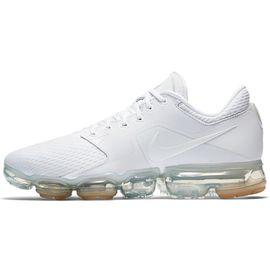耐克 NIKE 男鞋 秋季新款AIR VAPORMAX气垫缓震运动鞋休闲跑步鞋 白色AH9046-101