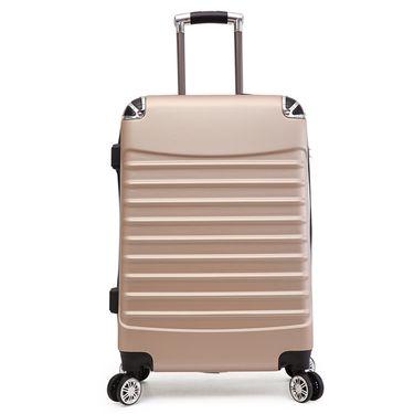 形象派 静音万向轮拉杆箱学生行李箱时尚韩版行李箱 20寸  9105
