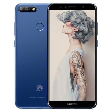 华为 畅享8e 全面屏后置双摄 3G+32G 全网通版 移动联通电信4G手机 双卡双待