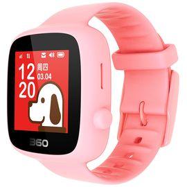 360 【新品】儿童手表 SE3 Plus 粉 W705 智能问答手表 彩色触屏版 防丢防水GPS定位 儿童电话手表 se3