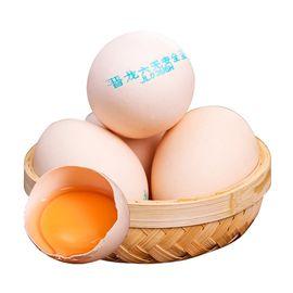 晋龙 六无安全蛋   30枚 新鲜鸡蛋