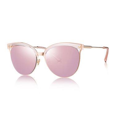 暴龙 太阳镜女 安妮海瑟薇明星同款摩登优雅复古墨镜 BL6001