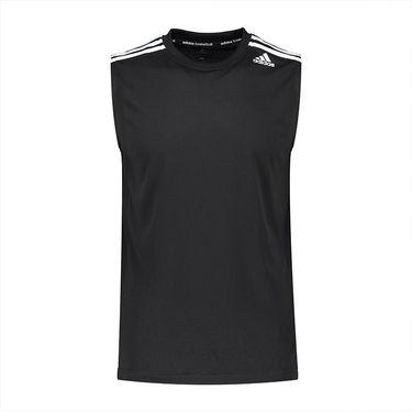 阿迪达斯 Adidas背心2018夏季新款男子篮球服透气无袖T恤F84546