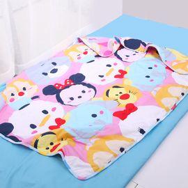 DISNEY 迪士尼全棉小棉被 儿童纯棉盖毯 午睡夏凉被空调被 小被子 可水洗