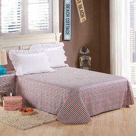 恒源祥 双人2米床纯棉床单  写意风格TBK3001(230*250cm)