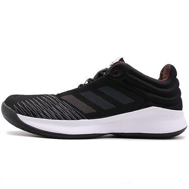 阿迪达斯 Adidas男鞋秋季新款运动耐磨透气舒适缓震防滑休闲篮球鞋 BC0997