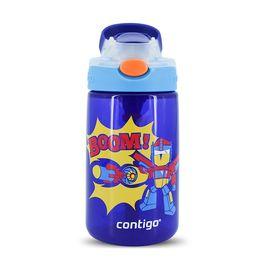 LIKUAI/利快 美国contigo康迪克小发明家儿童吸管杯运动防漏便携饮水杯水壶