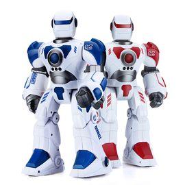 益米 感应款机器人A66  智能遥控电动触摸感应儿童玩具声控 可充电会跳舞的机器人 手势感应 魔幻变音