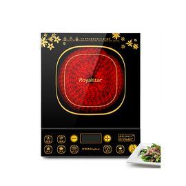 荣事达 5大菜单 黑晶面板 电陶炉  DTL21B1D