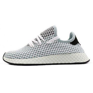 阿迪达斯 Adidas三叶草女鞋新款女子网面透气缓震舒适耐磨低帮休闲鞋运动鞋CQ2911