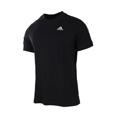 阿迪达斯 Adidas男装2018夏新款训练服透气跑步运动短袖T恤S98742