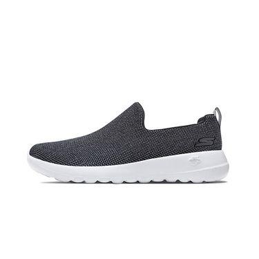 斯凯奇 Skechers男鞋新款透气网布一脚套 休闲健步运动鞋 54609