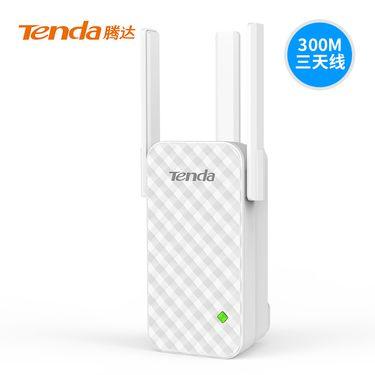 腾达 A12无线路由器WiFi增强放大器 网络信号中继加强接收扩大