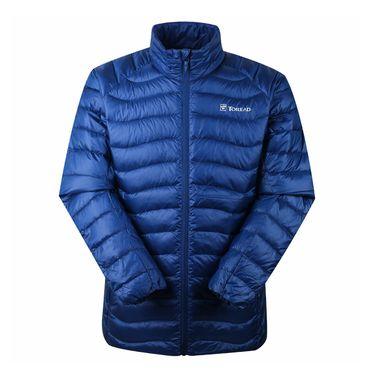 探路者 TOREAD 户外男式羽绒服 HADF91085 保暖 超轻 白鸭绒