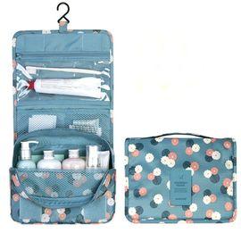 优芬 旅行收纳包 挂钩洗漱包悬挂收纳袋化妆包折叠手提整理包