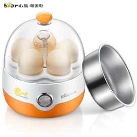 小熊 ZDQ-2201 煮蛋器自动断电多功能迷你不锈钢煮蛋机蒸蛋羹