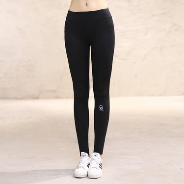 makino/犸凯奴 新款 时尚修身 女款打底裤 运动健身 M241712010