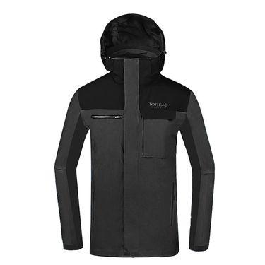 探路者 TOREAD 户外男式三合一冲锋衣 TAWF91701 防风 防水 情侣款