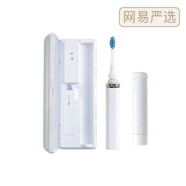 网易严选 日式和风声波式便携电动牙刷