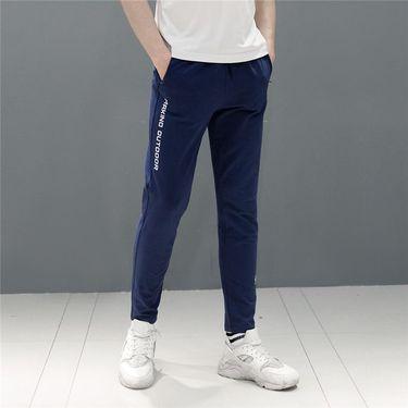 Makino/犸凯奴 春夏新款 舒适修身弹力 男款运动裤  M211811001