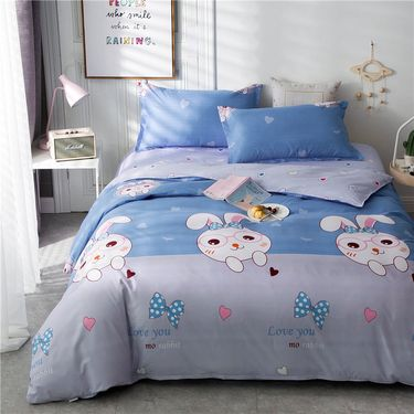 neocate  可机洗棉面料舒适亲肤面料床单款四件套