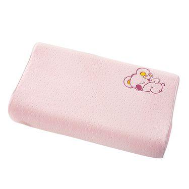远梦 枕头儿童记忆枕中童太空枕记忆棉枕学生枕单只枕芯儿童太空枕  花色随机