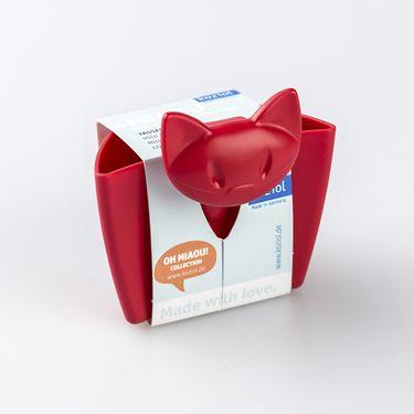 koziol 德国原产koziol慵懒猫悬挂式置物架